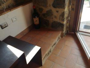 arredare casa con un pavimento in cotto